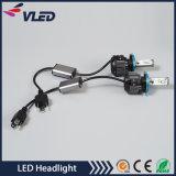 2016 farol novo do diodo emissor de luz do ventilador H4 Hi/Low do projeto para o carro