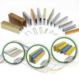La serie de 73 grapas de alambre fino para muebles y embalaje