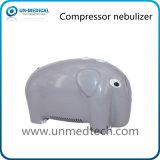 Mignon éléphant nébuliseur du compresseur pour utilisation à domicile