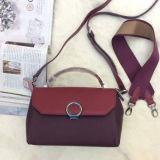Moda Bolsa de ombro de couro genuíno bolsa de senhora Emg4951