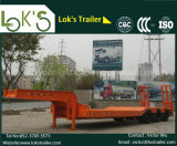 13m 3-Axles Lowbed Semi-Trailer card