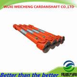 Eixo de cardan industrial da fabricação SWC/eixo universal para o equipamento do rolamento de aço