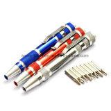 8 bit di cacciavite magnetici di riparazione automatici di precisione di PCS