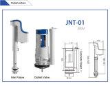 Jnt-01 Válvula de llenado y válvula de descarga Conexión del tanque de plástico