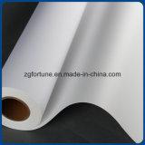 Base d'eau matée de haute qualité Matériau à jet d'encre Papier adhésif auto adhésif Papier adhésif en PVC