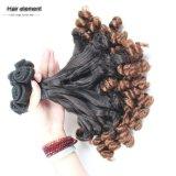 Cabelo frouxo brasileiro do Virgin da onda de Ombre do cabelo humano
