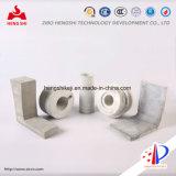 Brique métallisée de carbure de silicium de nitrure du silicium D-8-3