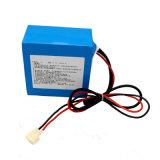 18650 pacchetti 12V 89.6ah della batteria di litio per indicatore luminoso solare
