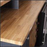世帯か商業純粋な木製のカシ指の接合箇所のボード(Worktops/Benchtops)
