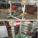Machine de fabrication de paille en papier pour boire de la paille