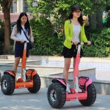 Scooter électrique V5+ d'Evo du model deux de roue de scooter de scooter électrique intelligent personnel de mobilité