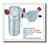 GM Auto Aire acondicionado secador del receptor (de aluminio) 89 * 230