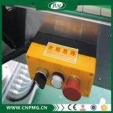 Máquina de etiquetas autoadesiva automática para frascos redondos plásticos