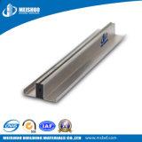Прессованные алюминиевые соединения движения в бетонных плитах
