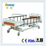 Neue Funktions-elektrisches Krankenhaus-Bett des Entwurfs-fünf