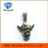 Tegenhangers van de Halsband van de Schedel van de Juwelen van het roestvrij staal de Gietende
