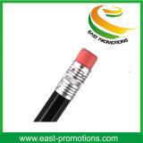 Lápiz negro de alta calidad con goma