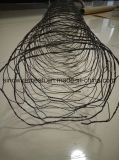 Sailin黒いPVC金網の網