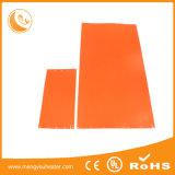 Umweltschutz-lange Nutzungsdauer-Silikon-Gummi-flexible heiße Platte