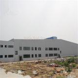 Costruzione d'acciaio prefabbricata per l'applicazione industriale e commerciale