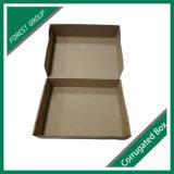 Коробка перевозкы груза печатание логоса коробки плоского пакета
