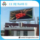 HD P8 im Freien farbenreiche LED Video-Wand