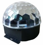 Pas cher LED Magic Ball Disco Stage Light Éclairage gros DC adaptateur d'alimentation