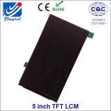 携帯電話5.0in IPS TFT LCDスクリーン