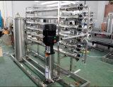 Equipamento de sistema do tratamento da água para a planta de engarrafamento da água
