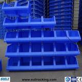 De plastic Stapelbare Bakken van de Opslag, de Bakken van Vervangstukken