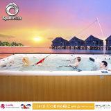 Krachtig zwem Jets Jacuzzi Swim SPA BinnenPortable Swimming SPA met de Apparatuur van de Sport