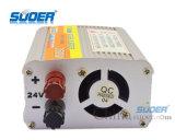 Suoer Power Inverter 350W Solar Power Inverter 24V à 220V Small Power Inverter pour utilisation à domicile avec le meilleur prix (SDA-350B)