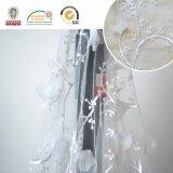 одежда вышивки, красивейших и способа ткани шнурка цветка 3D Accessorize C10016