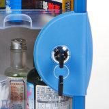 Trousse de premiers secours en métal pour la médecine de stockage avec poignée portable