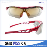 Top Sale Cycling Óculos de sol Moda Plastic Sports Eyewear