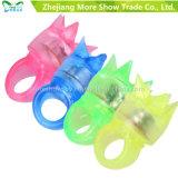 Gunst van de Partij van de LEIDENE de Opvlammende Ringen van de Kleur Lichte omhoog Hobbelige