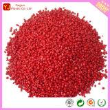 Masterbatches rosso per le resine del polipropilene