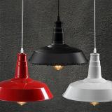 Vier Farben-Innenhängende Aluminiumlampe mit amerikanischer Art