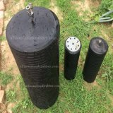 Tapar los sacos hinchables para el mantenimiento de la tubería