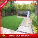 庭のための自然な見る人工的な草の庭の塀