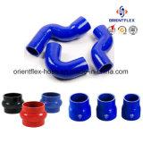 Hersteller-flexibler Silikon-Schlauch, Silikon-Gummi-Schlauch, Hochtemperatursilikon-Schlauch