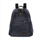 Saco do curso do saco do estudante da trouxa do lazer da lona do saco de ombro dos homens