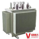 10kv elektrische Transformator/de Amorfe Transformator van de Legering