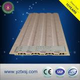 Panel de pared exterior de WPC compuesto de plástico de madera para exterior revestimiento Panel de pared