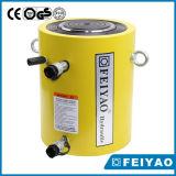 Cylindre d'huile Grand jauge de jauge à double effet Cylindre de levage élevé