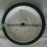 Roda da espuma do plutônio da proteção ambiental para o trole (6*1.25)