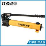 Leichte hydraulische Handpumpe der Handwerkzeug-Hydraulikpumpe-700bar