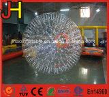 Bola inflable humana de Zorb de la carrocería del balanceo portable para la diversión