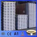 China de 50 mm de fabricación de paneles sándwich de pared de acero