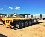 2016 El esqueleto de contenedor de 40 pies con la función de remolque para transportar todo tipo de contenedores
